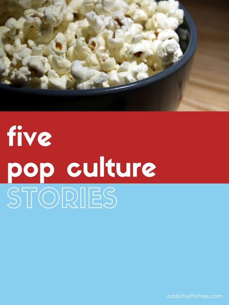 5 Pop Culture Stories You Should Know About. News from the GRAMMYs, Oprah, ABC TV & more.