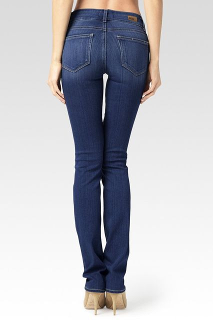 The Best-Fitting Jeans For YOUR Butt  #refinery29  http://www.refinery29.com/best-jeans-for-your-butt#slide-3  A nonchalant, dark wash with simple pockets is ideal for bubble butts.