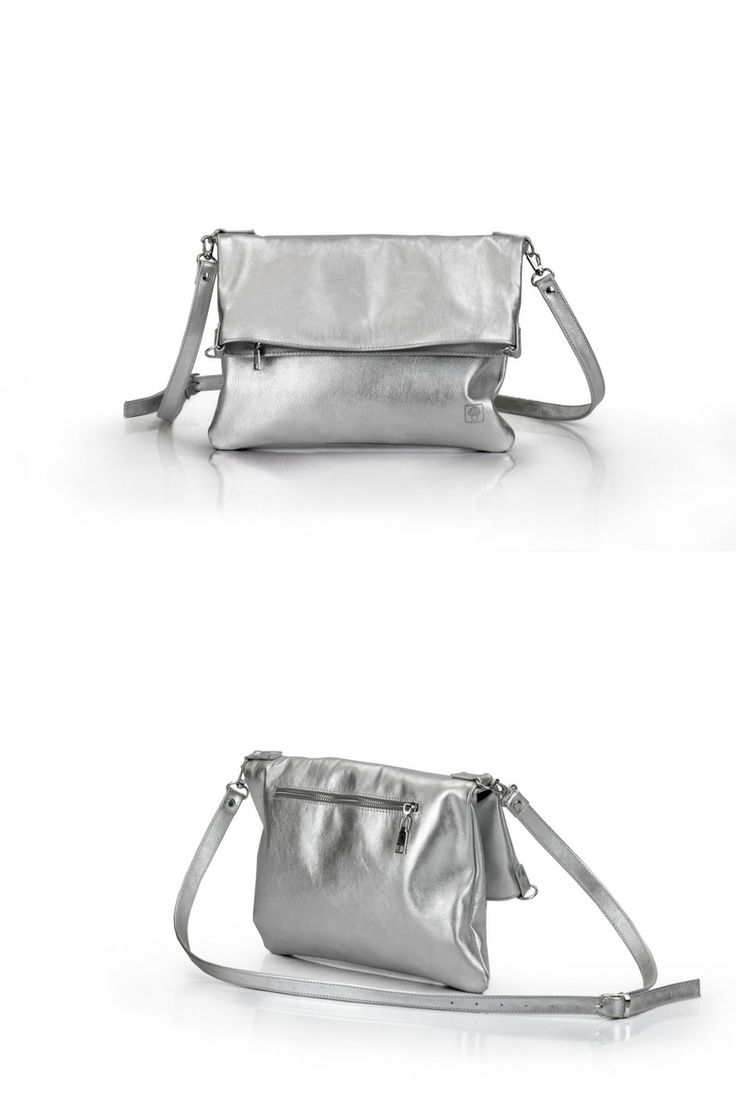 Minimal Silver Leather Clutch https://www.etsy.com/ru/listing/479052108/new-silver-leather-crossbody-bag?ref=shop_home_active_15 #silvercolored #leatherclutch #leatherbag #silverleather #designersclutch #handmade