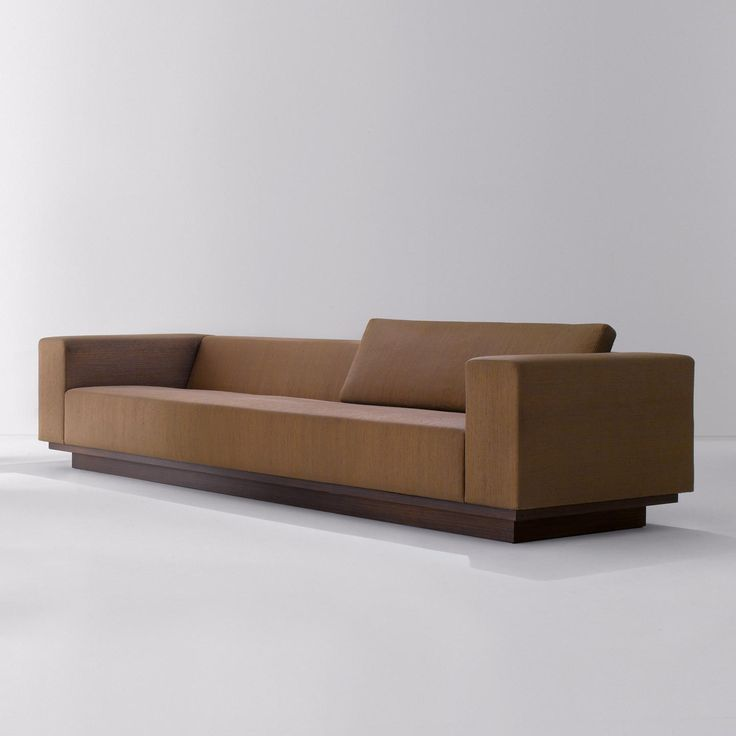 Divano Lento - Bartoli Design | Laura Meroni