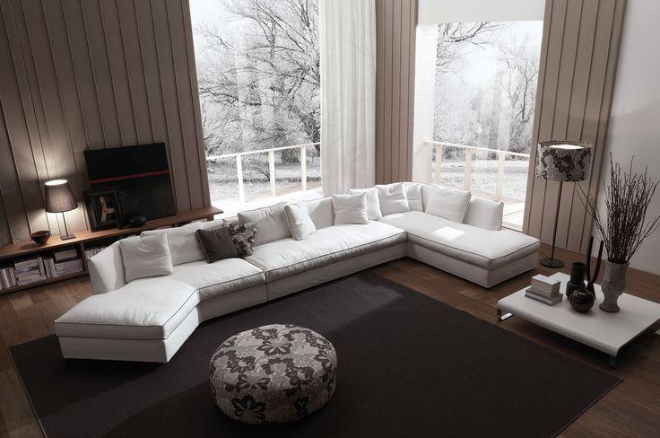 Duncan #sofa #frigeriosalotti #design #comfort #italianbrand #home #living