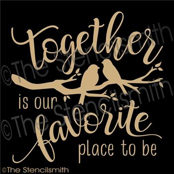 3391 - together is our favorite place