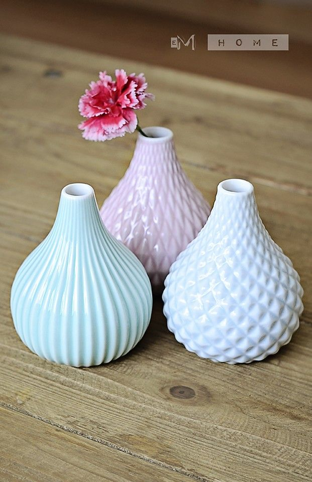 House Doctor Vase Pale