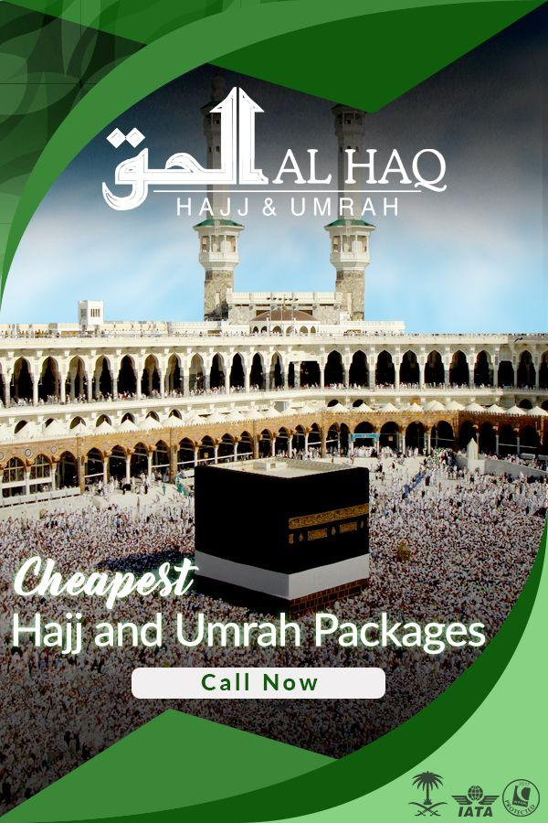 Cheapest Umrah packages for British Muslims  #AlHaqTravel #Umrah #UK #Hajj