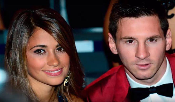 Messi ya tiene fecha de boda