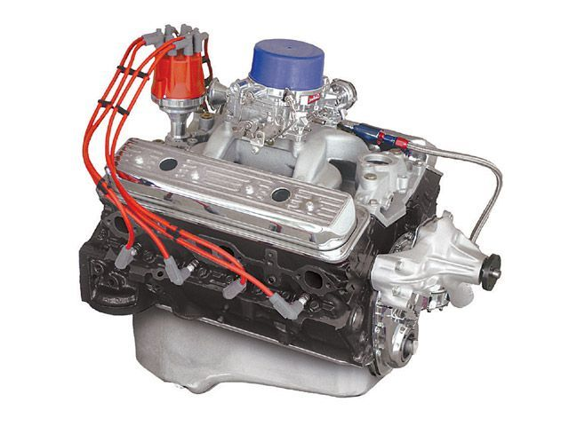 Read Crate Motors from Johnny Hunkins on Hot Rod