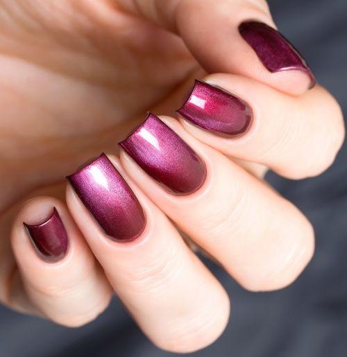 Masura - Шафран (Saffron) | magnetic nail polish