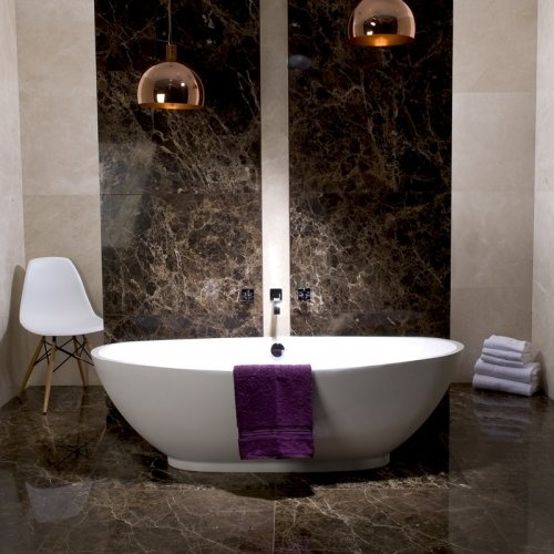 Marron Emperador Dark Marble - Stone Collection