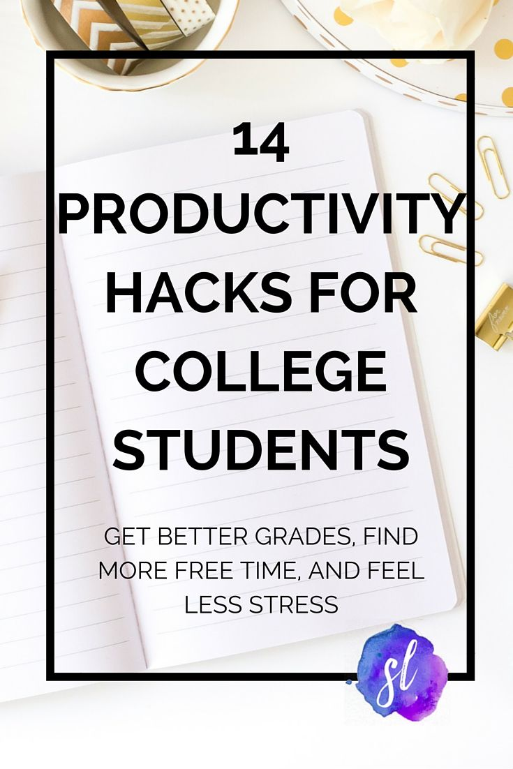 best images about study tips study tips 14 productivity hacks for college students