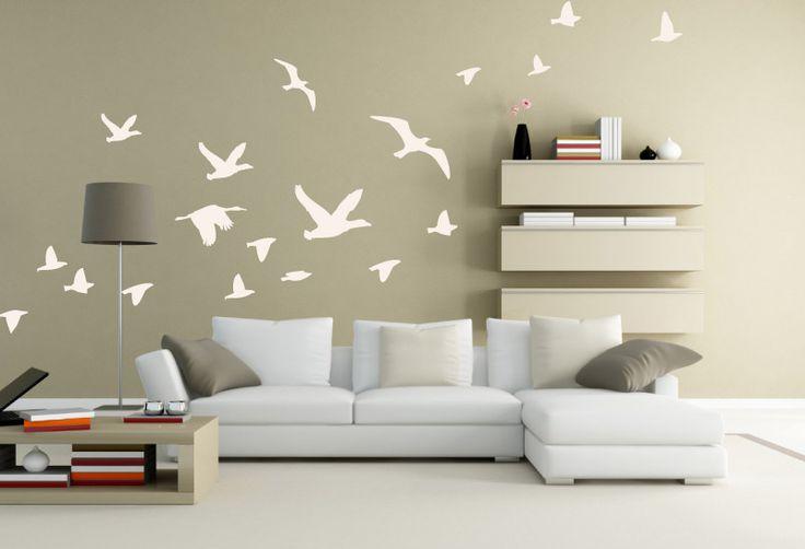 Vinilos Decorativos.  www.jetzi.com #jetzi#decoracion #vinilos #home