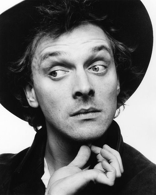 my favorite picture of Rik. it just shows how gorgeous he really was.