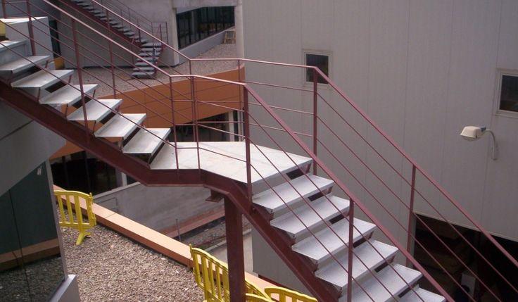 Escaleras y barandilla de hierro forjado para tu negocio - Escaleras y barandillas ...