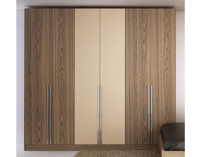 4 Drawer Eldridge 6 Door Wardrobe