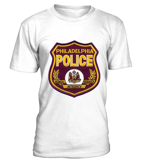 "# Philadelphia PA Police Shield .  100% Printed in the U.S.A - Ship Worldwide*HOW TO ORDER?1. Select style and color2. Click ""Buy it Now""3. Select size and quantity4. Enter shipping and billing information5. Done! Simple as that!!!Tag: police, Military, law enforcement shirt, wifey, State Troopers, Deputy Sheriffs, and Chiefs, shetland sheepdog, deputy sheriff, Policeman, police officer, thin blue line"
