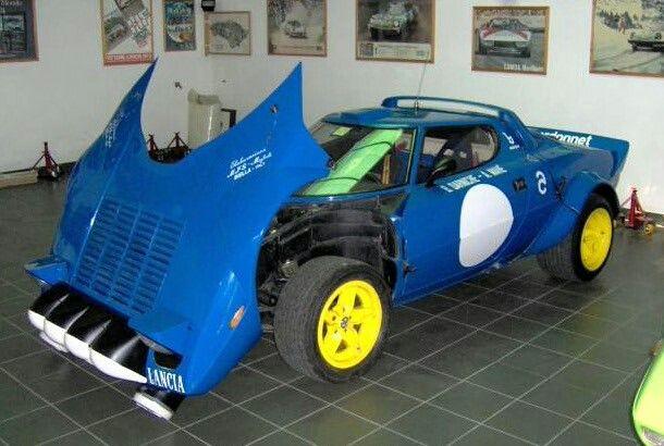 Lancia Stratos Chardonnet Type