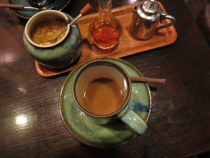 10/16 ハイチのコーヒー
