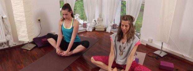 NOVÉ: Lekce jógy, která vás zbaví jarní únavy