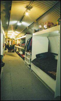 224 best images about safe rooms or shelters on pinterest for Hidden storm shelter
