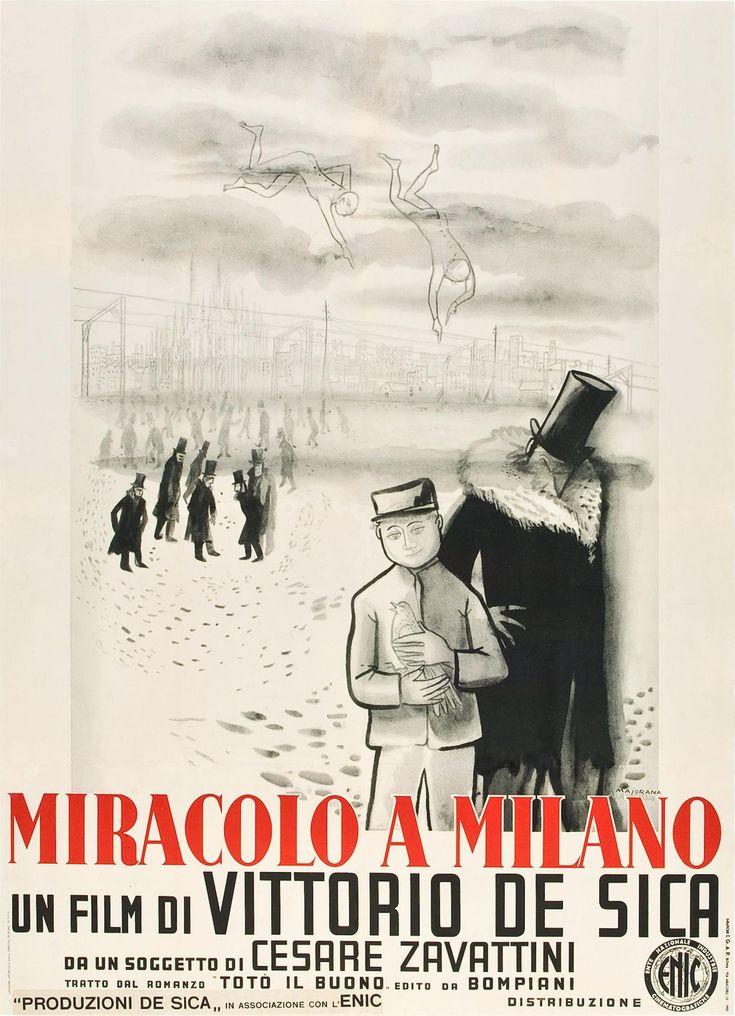 Miracle in milan miracolo a milano 1951 dir vittorio
