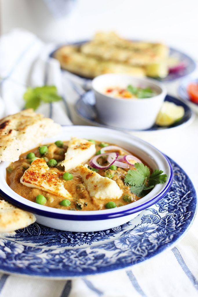 Monsoon Spice   Unveil the Magic of Spices...: Matar Paneer Kurma/Korma Recipe…