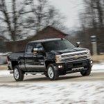 2016 Chevrolet Silverado 2500HD 44 High Country Diesel Crew Cab  Instrumented Test