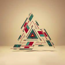 Resultado de imagem para geometric wallpapers