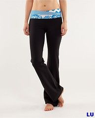 Lululemon Outlet Length pants Variegated White & Blue : Lululemon Outlet Online, Lululemon outlet store online,100% quality guarantee,yoga cloting on sale,Lululemon Outlet sale with 70% discount!  $45.99