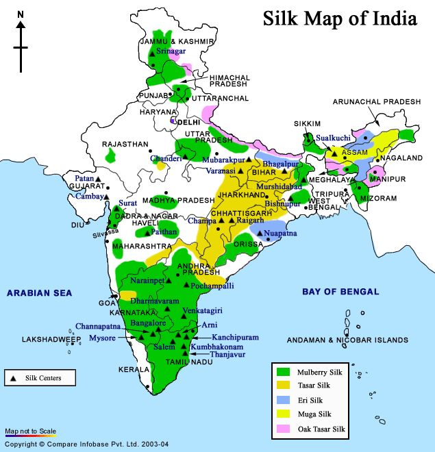 textile industry in india map - Pesquisa do Google