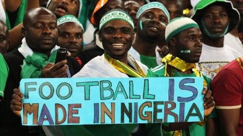 Sportvantgarde's blog.: Mexico Vs Nigeria In History