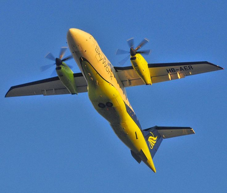 #switzerland #bernairport #dornier #328 #d328 #skyworkairlines #takeoff #planespotter #spotter #nikonuser