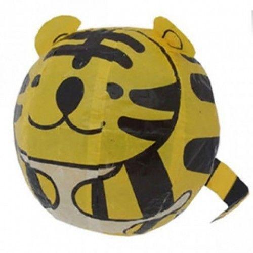 Tiger Japanese Paper Balloon