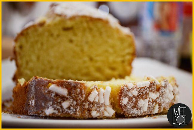 Plum cake alla ricotta per colazione, pausa caffè, merende - Tweedot