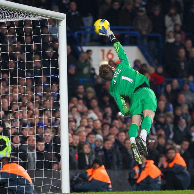 David De Gea, Spain (Atlético Madrid, Real Zaragoza, Manchester United, Spain <21)