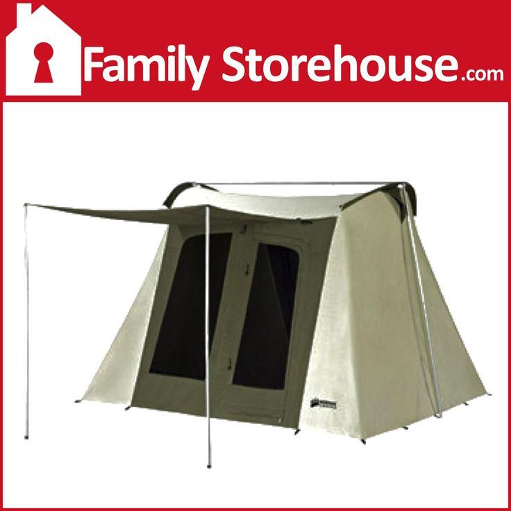 10 X 10 Kodiak Canvas Deluxe Flex-bow Tent  sc 1 st  Pinterest & 48 best Tents and Sleeping Bags-Family Storehouse- Emergency ...