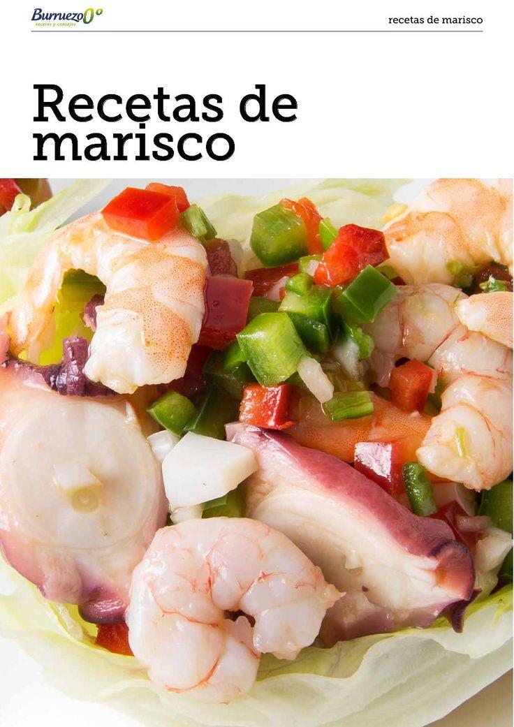 Recopilación de recetas de cocina con marisco, de nuestro blog Burruezo 0º