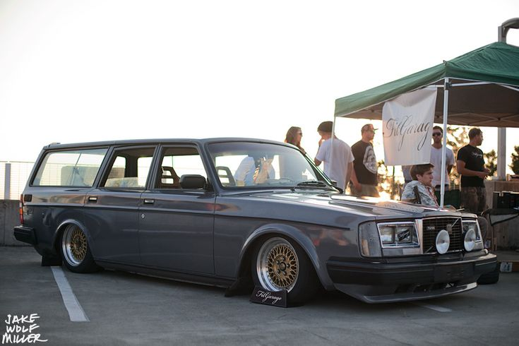 #goonlover Volvo station wagon