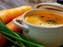 Lehké chutné polévky pro zahřátí i hubnutí