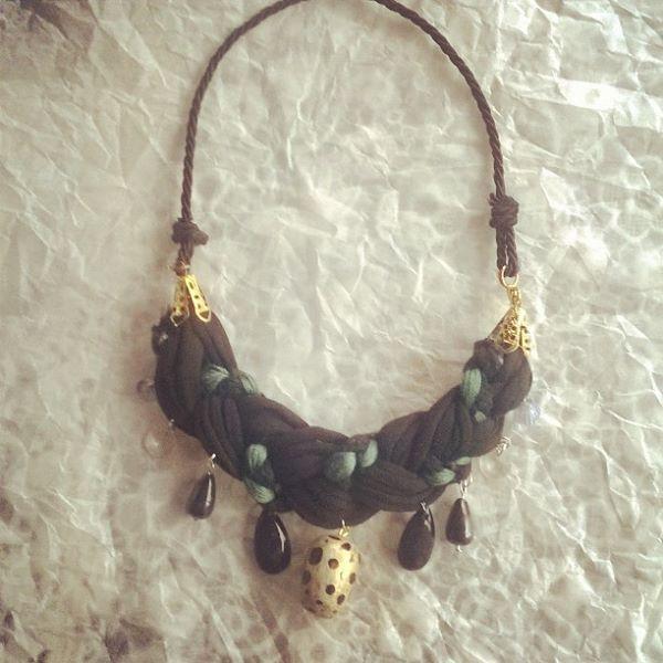 necklace by miranta kosmidou