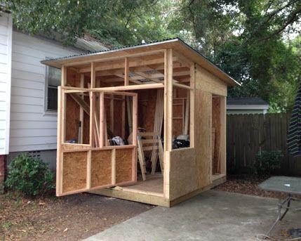 35 best Storage Shed Plans images on Pinterest   Diy shed plans ...
