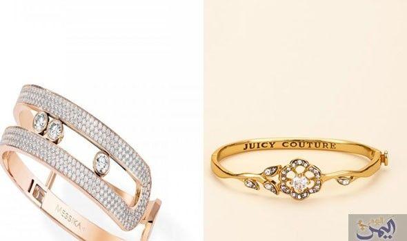 موديلات جديدة من الأساور الذهب الناعمة للصبايا Jewelry Gold Bracelet Gold