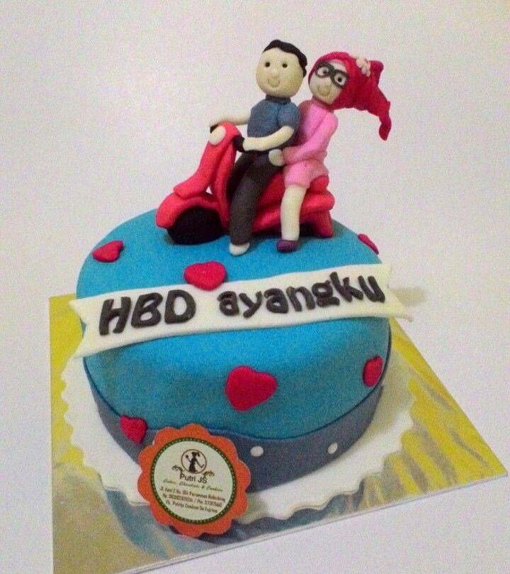 ride on cake