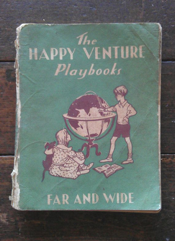 Far and Wide. Happy Venture Playbooks. by avintagesparrowsnest, $15.00