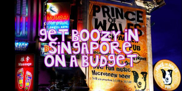 Guide to Singapore Nightlife on a Backpacking Budget. It's an expensive city, but it is possible!