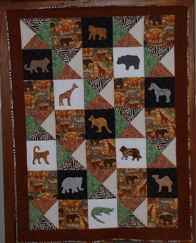22 Best African Themed Quilts Images On Pinterest