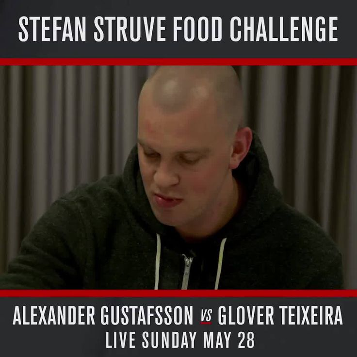 Ahead of #UFCStockholm tonight, heavyweight Stefan Struve takes the Swedish food challenge!