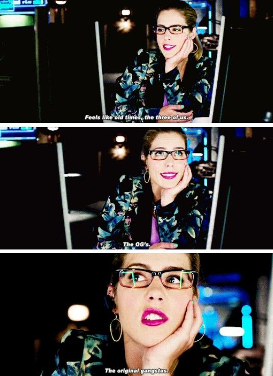 Arrow - Felicity Smoak #4.3 #Season4 ♥ #OTA