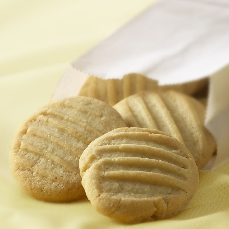 Spiced Butter Cookies from McCormick.com | Christmas Cookies and Trea ...