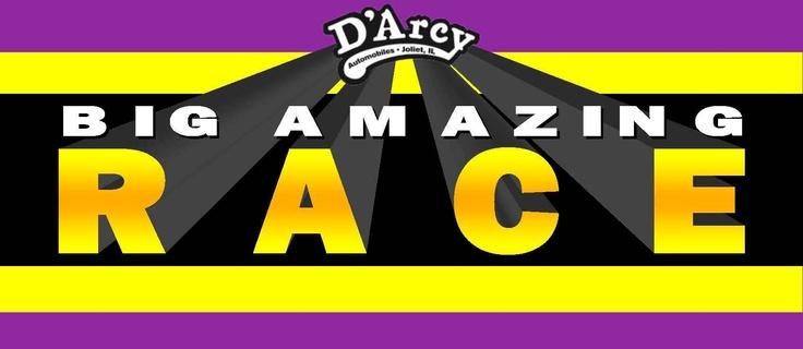 8 best big amazing race sponsored by d 39 arcy motors joliet for D arcy motors joliet