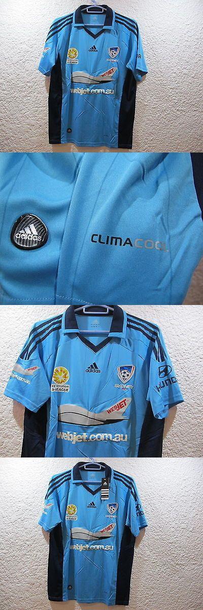 Soccer-International Clubs 2887: Sydney Fc Soccer Jersey Home Australia Astralian Football Futbol Mens M Nwt -> BUY IT NOW ONLY: $49.99 on eBay!