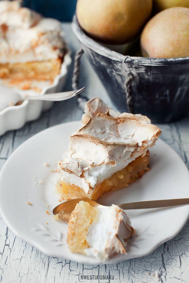 Apple Pie with Orange & Meringue